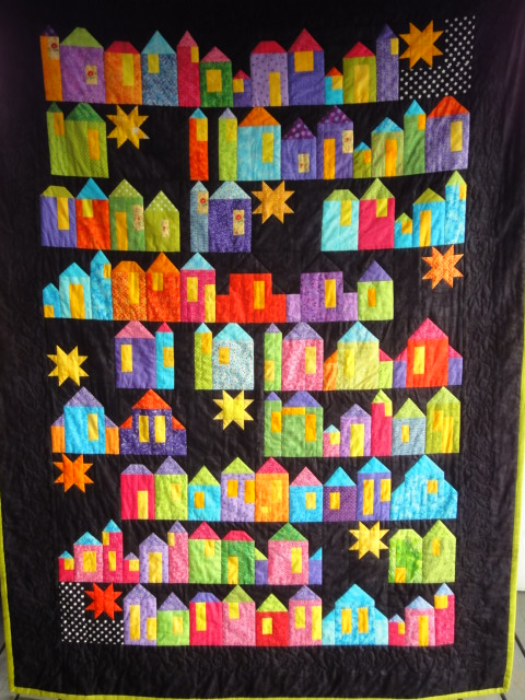 mary udgave af HANNES patchwork by